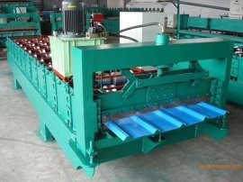 860型彩钢压瓦机