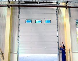 湖北工业提升门/工业门厂家直销,提升门量身定制