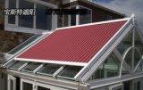 戶外電動天幕戶外軌道遮陽天幕電動天幕遮陽棚批發