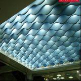 室外弧形鋁方通建材裝飾
