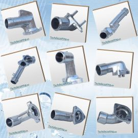 铝合金铸件、铝压铸件、精密压铸件、铝合金压铸配件定制加工
