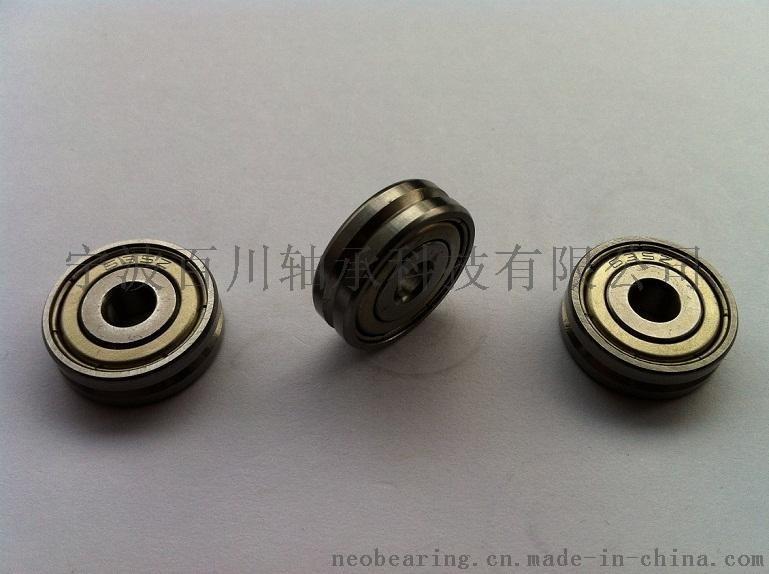 635ZZ V1.7-90 特微型V形槽轴承