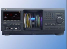 DVD CHANGER 400碟播放机(DVP-400)