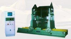 中、大型电机转子、风机叶轮、汽轮机水轮机叶轮卧式动平衡机