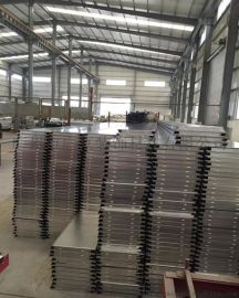 铝合金材质加油站吊顶防风/防火铝条扣/铝扣板