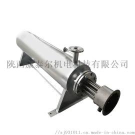 厂家直销风道加热器管道式加热器气水混合加热器