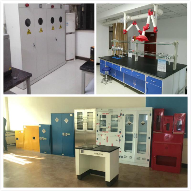寶雞實驗臺廠家, 寶雞通風櫃廠家, 寶雞氣瓶櫃廠家