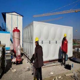 玻璃钢保温水箱地下室用冷水箱