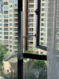 雲南曲靖市電動開窗器平移推拉窗鏈條開窗機消防排煙窗