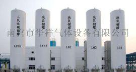 液氧储罐集中供气系统,储罐+气化器+减压装置