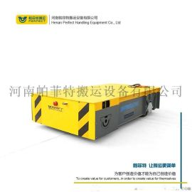 无轨胶轮车制冷设备平移小车蓄电池电动搬运车