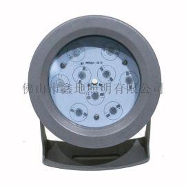 工厂直销铝制LED投光灯外壳可作观光灯