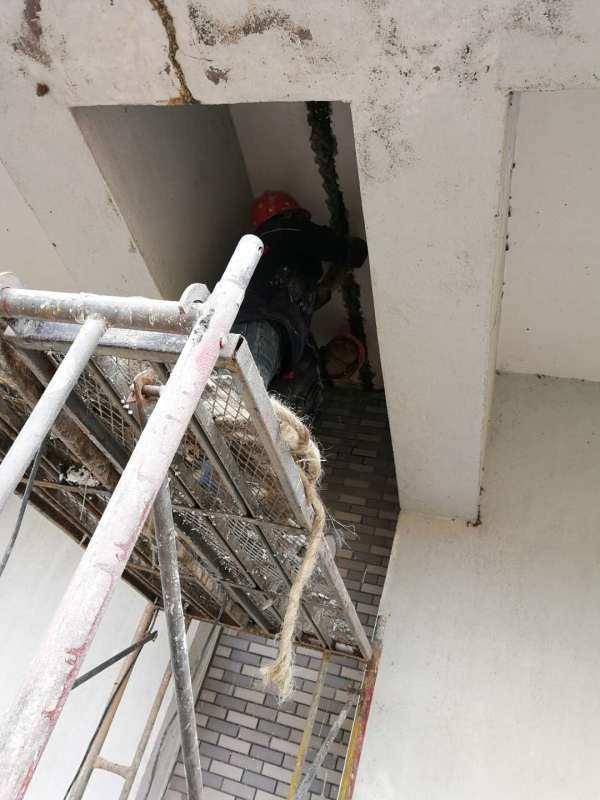 東營市混凝土水池施工縫防滲水施工說明