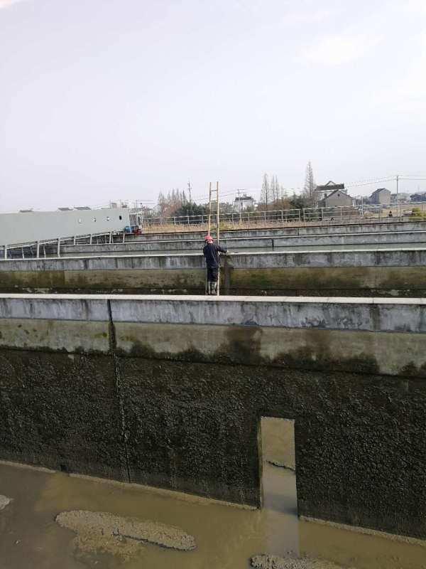 三門峽污水池斷裂縫堵漏 污水池止水帶伸縮縫滲漏補漏