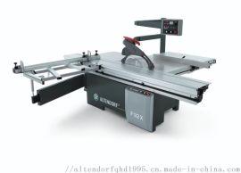 精密推台锯(F 92X)数控电动型