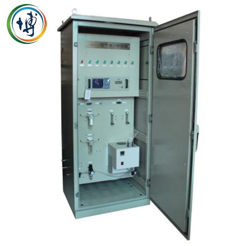 高炉、焦炉煤气热值分析仪(一氧化碳、二氧化碳)