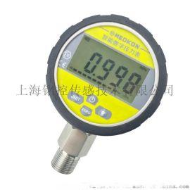 上海銘控:帶存儲功能數位壓力表