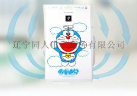 夏普空气净化器 儿童房加湿净化器除尘 KC-GD10-DM