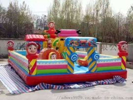 充氣城堡 充氣玩具 兒童淘氣堡源頭廠家