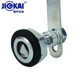 JK431鋅合金電梯層門鎖 電梯專業人鑰匙鎖