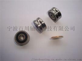 LFR5200-10KDD U形外圆弧槽导轨滚轮