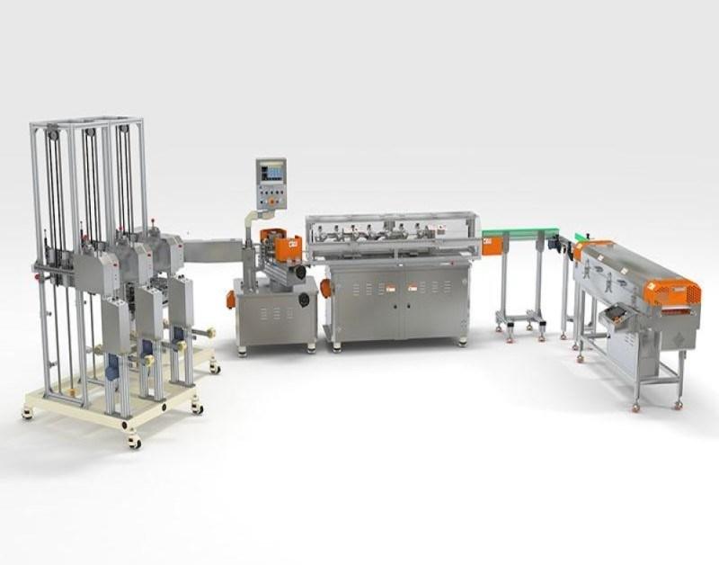 精密紙吸管機 紙吸管生產線 瑞程 生產廠家
