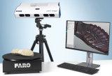 FARO结构光三维扫描仪,法如3d扫描仪