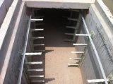 上海铝厂混凝土水池止水带补漏施工