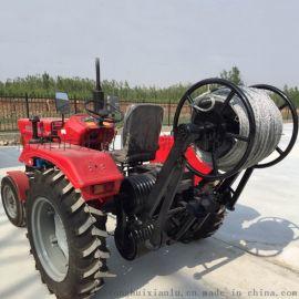 厂家专业生产出售四轮快速绞磨车  拖拉机电力牵引机