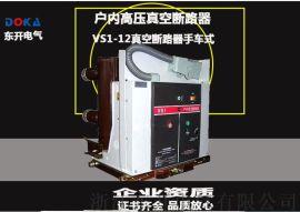 VS1 ZN63 户内高压真空断路器