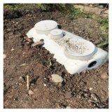 霈凯环保 玻璃钢环保化粪池厂家 加固化粪池