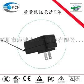 美规4.2V3A双组输出18650锂电池充电器