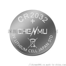 厂家销售CR2032焊脚加工cr2032