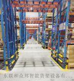 重型貨架倉儲多層儲物架大型倉庫高位托盤承重貨架