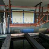 出售氧化整厂设备 二手半自动氧化线