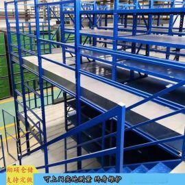 菏泽重型仓库货架组装式货架高层配件货架