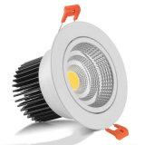 射灯led天花灯 嵌入式COB射灯 客厅吊顶筒灯
