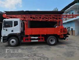 DPP-100型车载地质勘探钻机车