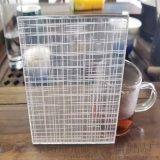 尺寸可定制3+3mm夹丝玻璃 义乌定制钢化玻璃