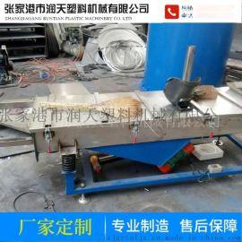 直线振动筛设备 塑料颗粒直线振动筛杂机不锈钢方形筛选机供应