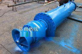 卧用泵生产_滑轨安装卧式潜水泵