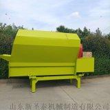 大型全日粮混料机 拖拉机牵引式TMR搅拌机