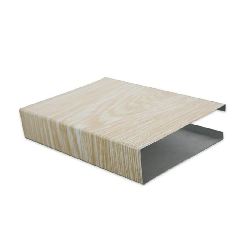 鋁合金U型吊頂木紋鋁方通金屬裝飾吊頂鋁方通天花