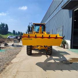 轮胎式装载机 小型四驱铲车 工地全新轮式小铲车