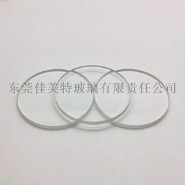 超小尺寸圆形AR减反射镀膜玻璃