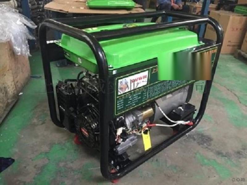220A汽油發電電焊一體機中頻焊