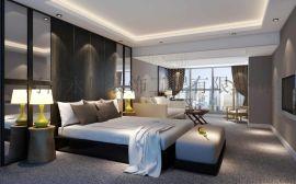 郑州快捷酒店装修设计-这些装修知道你一定要了解到位