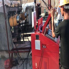 智能张拉机厂家CZB500桥梁智能张拉油泵直销