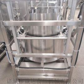 厂家生产全自动豆粕脱水机,不锈钢自动豆粕脱水机