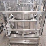 廠家生產全自動豆粕脫水機,不鏽鋼自動豆粕脫水機